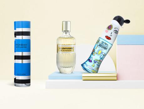 New Season Fragrances: Women