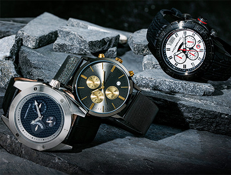 Breed & Morphic Watches