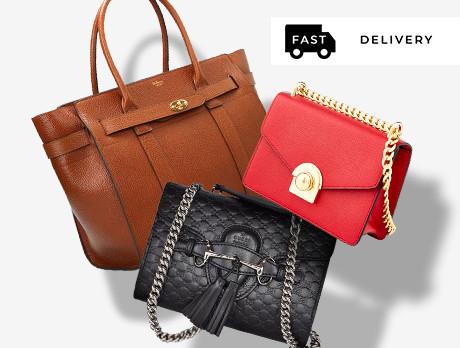 Designer Bags & Purses