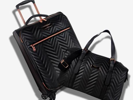 Timberland & Duchamp: Luggage