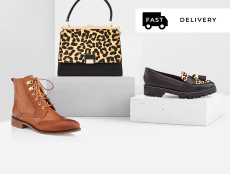 Dune: Shoes & Bags