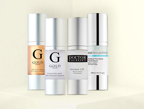 Anti-Ageing Skincare Heroes