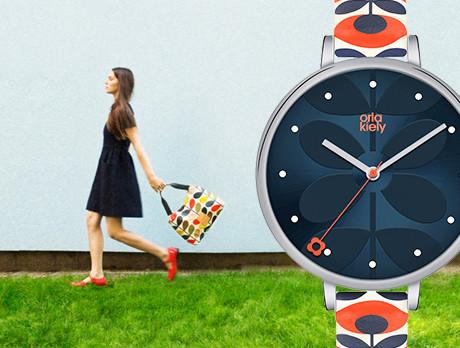 Orla Kiely Watches