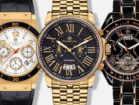 Mathis Montabon Watches