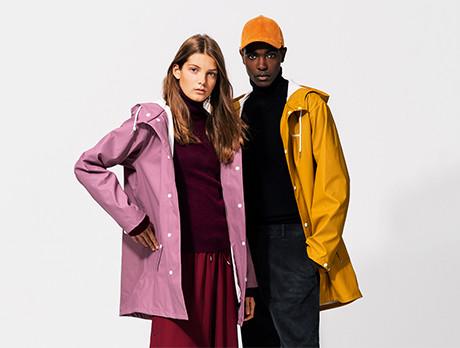 Debut: Tretorn Raincoats