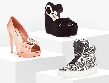 Prada & Miu Miu: Shoes