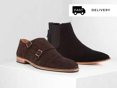 Kurt Geiger Footwear: For Him