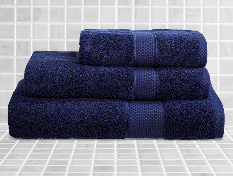 Pure Cotton Towels & Robes