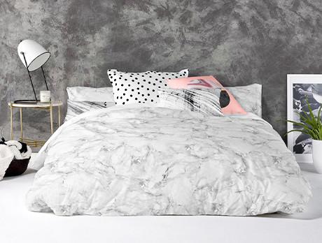 Blanc Bedding