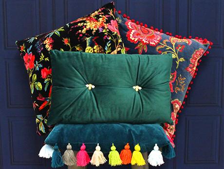 Colour Pop Cushions