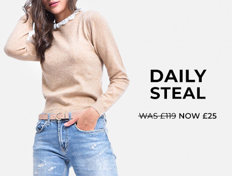 Daily Steal: Blended Cashmere