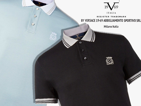 Versace 19v69 Menswear