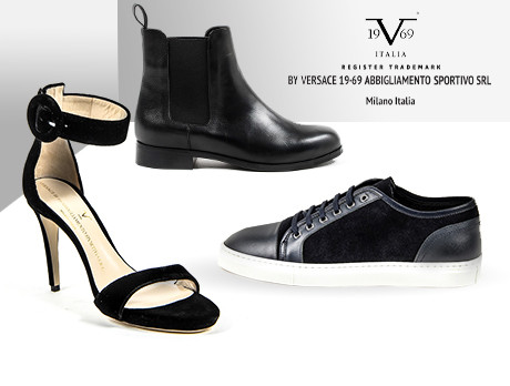 Versace 19v69 Shoes