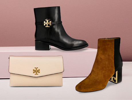 Tory Burch: Shoes & Bags