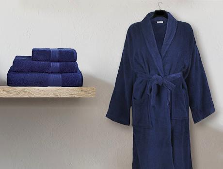 Egyptian Cotton Bath Robes