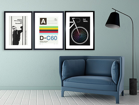 Gifts for Him: Wall Art
