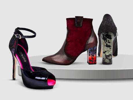 Fancy Footwear: Heels
