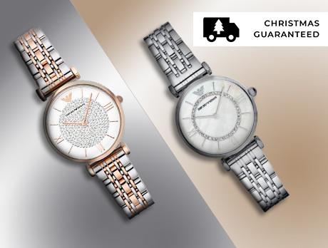 Emporio Armani Watches: Women