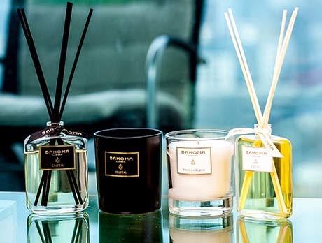 Bahoma: Candles & Diffusers