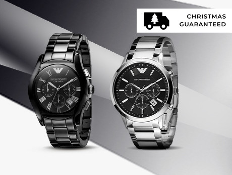 Emporio Armani Watches: Men