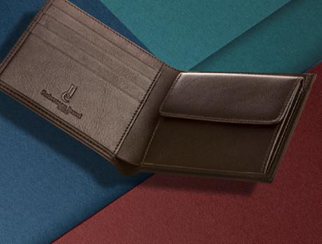 Robertson Jessel & Co: Wallets
