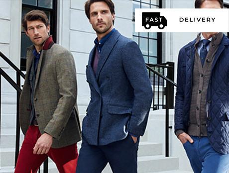 Men's Blazer Edit