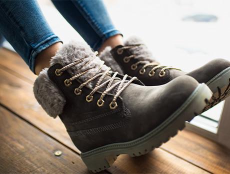 Darkwood Boots