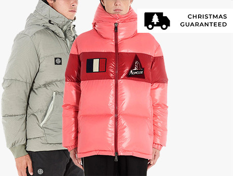 Puffer Jackets: Moncler & More