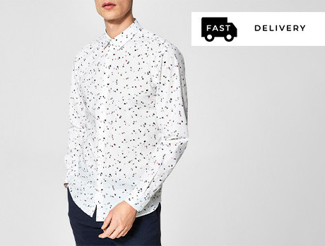Off The Cuff: Men's Shirts