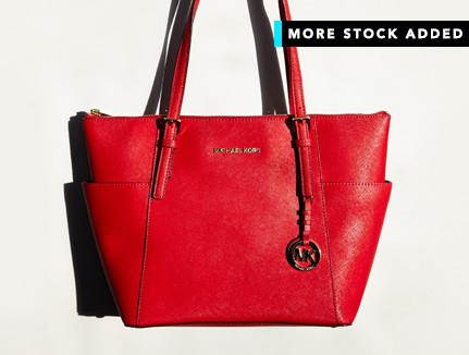 d78f8b4147ee Discounts from the Michael Kors Handbags sale