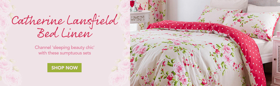 Catherine Lansfield Bed Linen