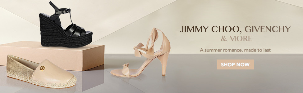 Jimmy Choo, Givenchy & More