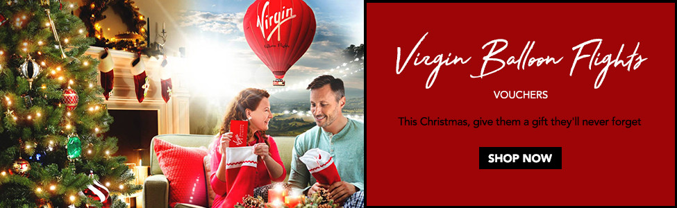 Virgin Balloon Vouchers