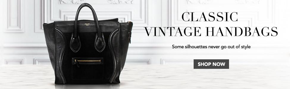 Classic Vintage Handbags
