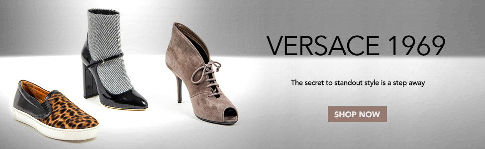 Versace 19V69 Women's Shoes