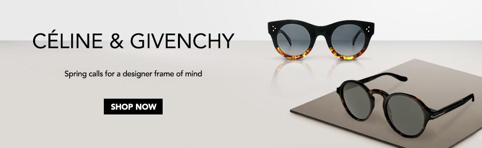 Céline & Givenchy Sunglasses