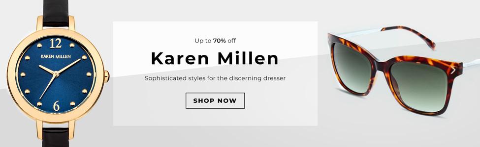 Karen Millen Sunglasses & More