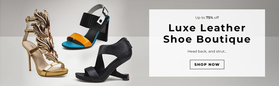 Luxe Leather Shoe Boutique