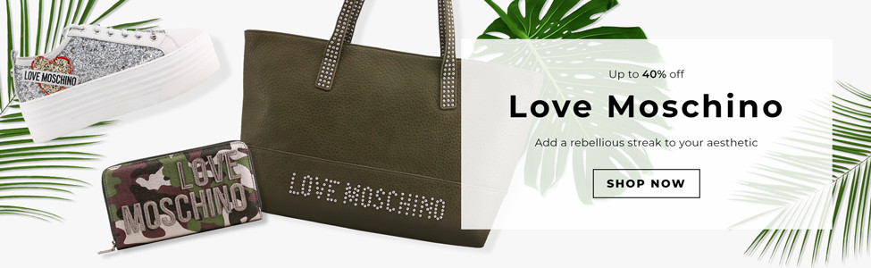 Love Moschino: Shoes & More